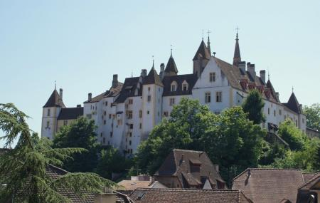 Neuchatel Castle, Neuchatel