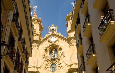 Iglesia De Santa Maria Del Coro, San Sebastian