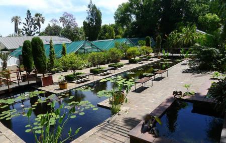Botanical Garden At University Of Stellenbosch, Stellenbosch