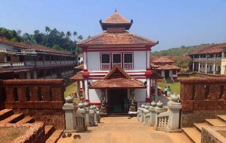 Mallikarjun Temple, Agonda