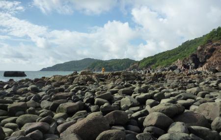 Rock Formations, Agonda