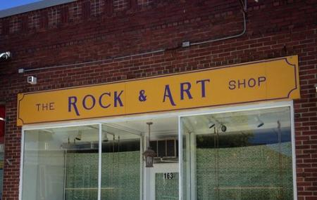 The Rock And Art Shop, Bangor