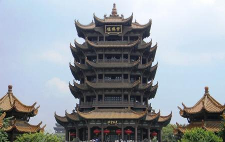 Yellow Crane Tower, Wuhan