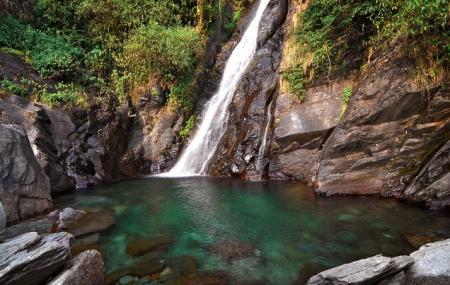 Bhagsu Falls, Mcleod Ganj