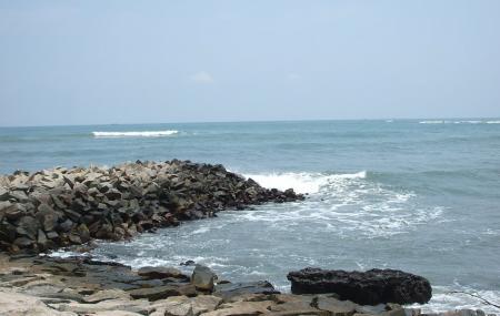 Thirumullavaram Beach Image