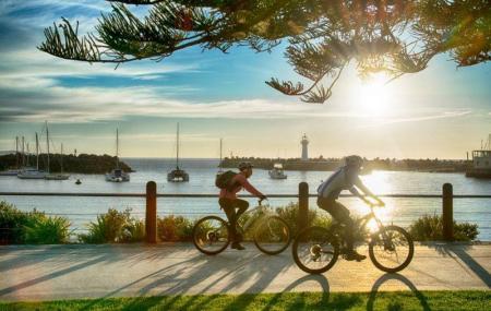 Wollongong To Thirroul Bike Track, Wollongong