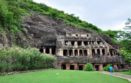 Undavalli Caves, Vijayawada