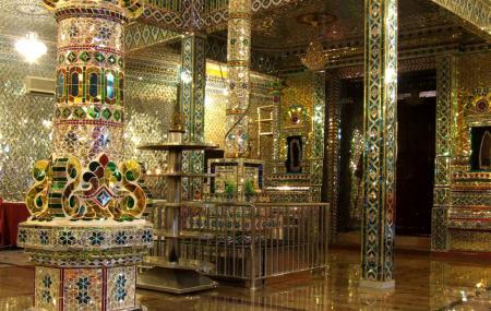 Arulmigu Sri Rajakaliamman Glass Temple, Johor Bahru