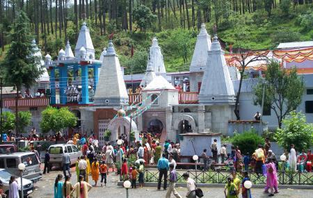 Binsar Mahadev Mandir Image