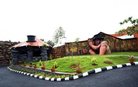 Magic Planet, Trivandrum