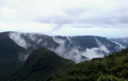 Mawkdok Dympep Valley Viewpoint, Cherrapunji