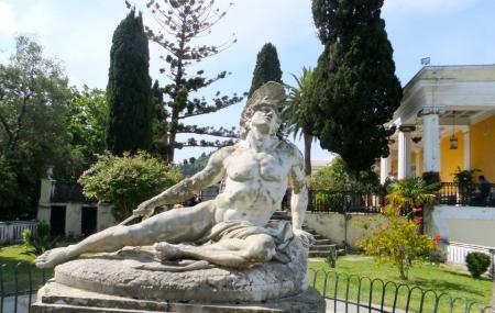 Achilleion, Corfu