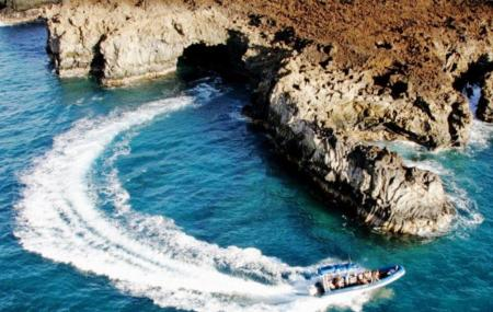 Blue Water Rafting Image