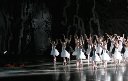 New York City Ballet, New York City