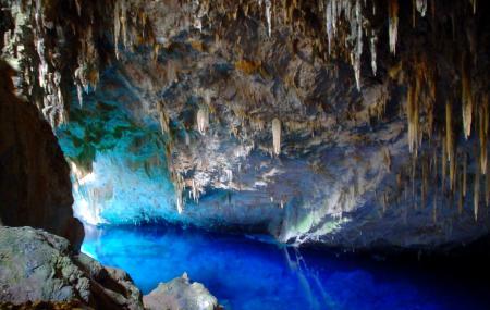 Gruta Do Lago Azul Image