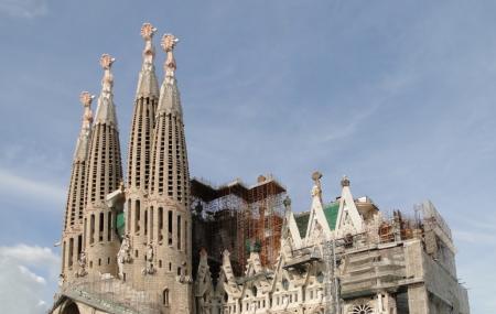 Sagrada Familia Image