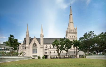 St Andrews Cathedral, Singapore