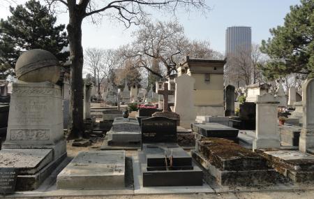 Montparnasse Cemetery Image