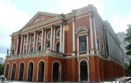 Teatro Da Paz, Belem