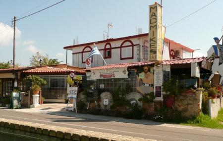 Mad Mike's Bar, Agios Georgios