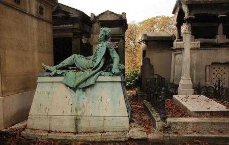 Montmartre Cemetery Image