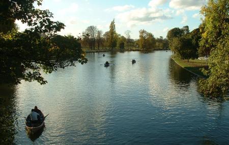 Bois De Vincennes, Paris