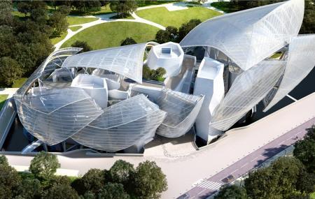 Fondation Louis Vuitton Image