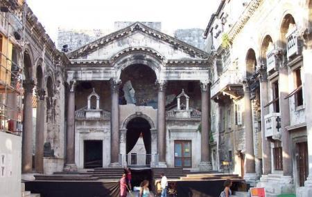 Temple Of Jupiter, Split