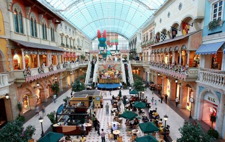 Mercato Shopping Mall Image