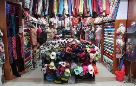 South Bund Soft Spinning Material Market Image