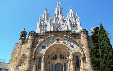 Temple Of The Sacred Heart Of Jesus, Barcelona