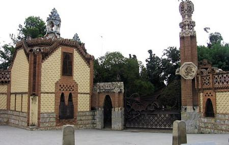 Guell Pavilions Image