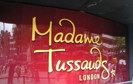 Madame Tussauds Museum, London