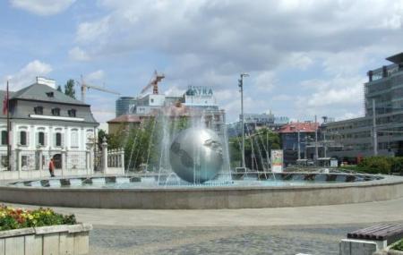 Fountain World Image