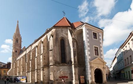 Clarissine Church Image