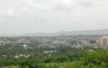 Taljai Hill, Pune