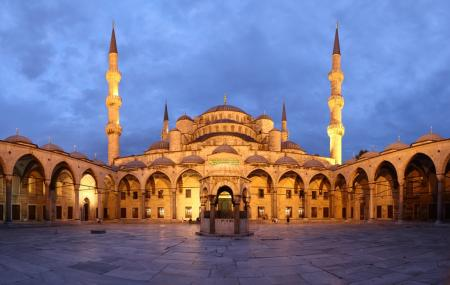Sultan Ahmed Mosque Image