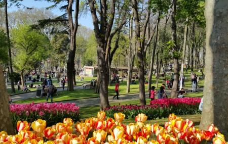 Gulhane Park, Istanbul
