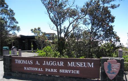 Jaggar Museum Image