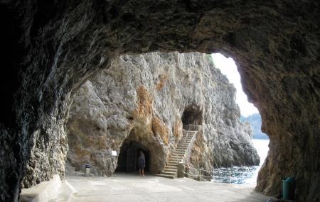 Grotta Di Fornillo, Positano