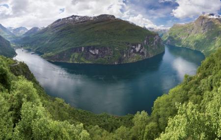 Norwegian Fjord Centre Image