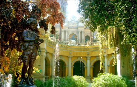 Santa Lucia Hill, Santiago