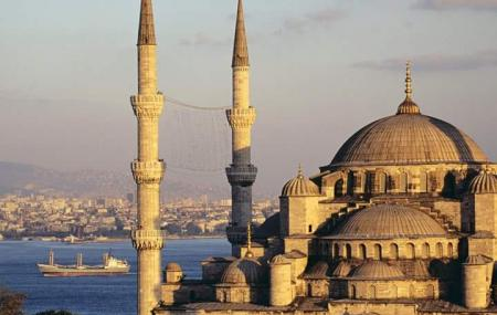 Eyup Sultan Mosque, Istanbul