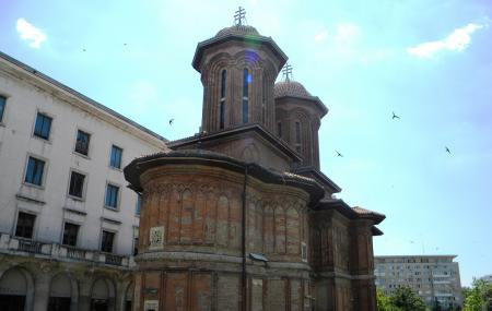 Kretzulescu Church Image