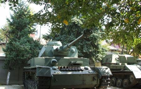 National Military Museum Bucharest Image
