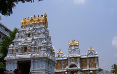 Iskcon - Sri Sri Radha Govinda Mandir, Tirupati
