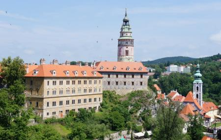 Cesky Krumlov State Castle, Cesky Krumlov