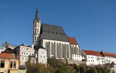 Saint Vitus Church, Cesky Krumlov