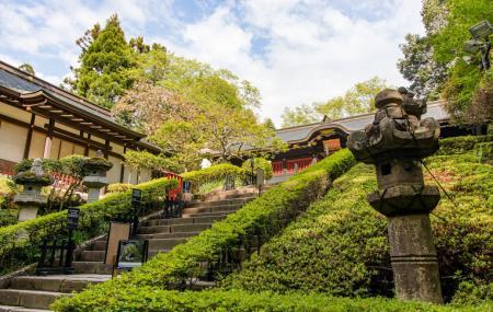 Zuihoden Mausoleum, Sendai-shi