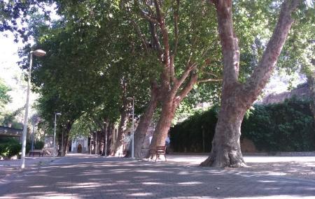 Parque De San Luis, Bunol